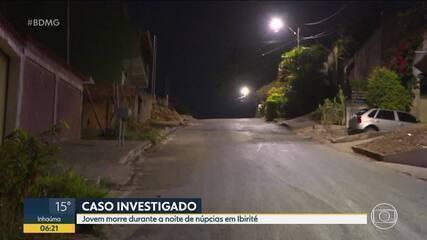 Jovem de 18 anos morre durante a noite de núpcias, em Ibirité, na Região Metropolitana