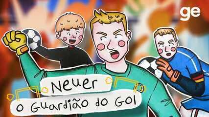 Contos da Euro: As metas de Neuer para o gol e as crianças da Alemanha