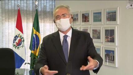 Renan Calheiros sobre Marcelo Queiroga: 'Está sendo incluído, sim, na lista de investigados'