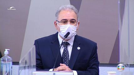 Renan vai incluir Queiroga na lista de investigados pela CPI da Covid