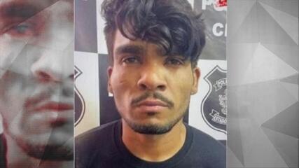 'Quero sair do Goiás e do DF', disse Lázaro Barbosa à família feita refém por ele