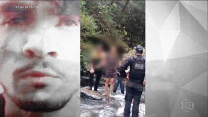 VÍDEO: Polícia encontra três vítimas de Lázaro em rio de Goiás