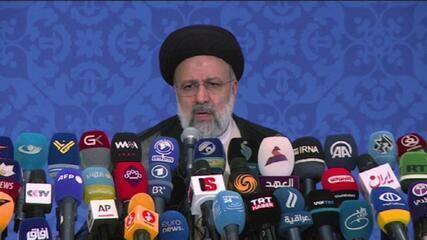 Il presidente eletto dell'Iran fa riferimento a una politica estera combattiva