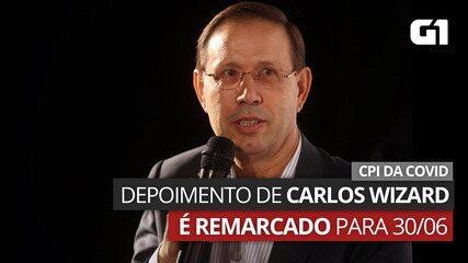 VÍDEO: Depoimento de Carlos Wizard na CPI da Covid é remarcado para dia 30 de junho