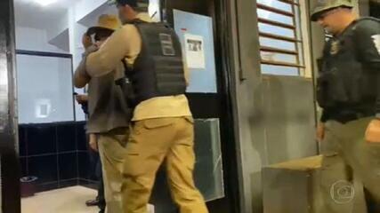 Força-tarefa prende 2 suspeitos de terem ajudado na fuga do assassino Lázaro Barbosa