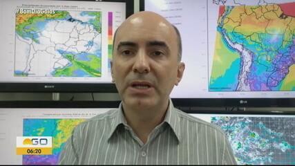 Temperatura pode chegar a 2ºC em Goiás, diz Cimehgo