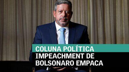 Impeachment de Bolsonaro empaca porque tira poder de Lira