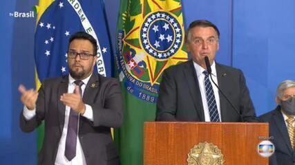 PGR pede abertura de inquérito para apurar se Bolsonaro cometeu crime de prevaricação no caso Covaxin
