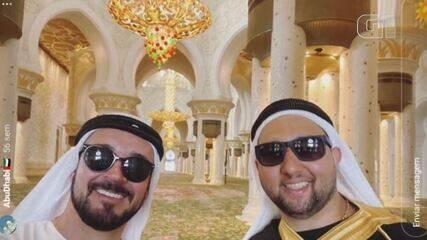 VÍDEO: Chefes de quadrilha que aplicava golpes financeiros estiveram em Dubai
