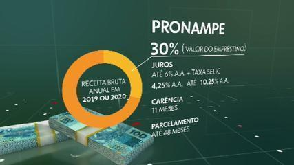 Donos de pequenos negócios podem pedir empréstimos pelo novo Pronampe desde o início do mês