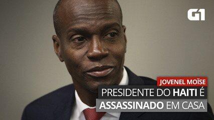 VÍDEO: presidente do Haiti é assassinado em ataque em casa