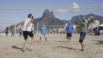 Rio de Janeiro é berço de craques de vôlei