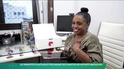Atletas do meu Brasil: As sementes plantadas por Daiane dos Santos no esporte brasileiro