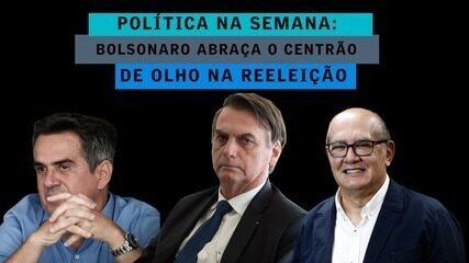 Bolsonaro abraça o Centrão de olho na estabilidade e na reeleição