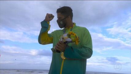 Italo Ferreira conquista 1ª medalha de ouro para o Brasil