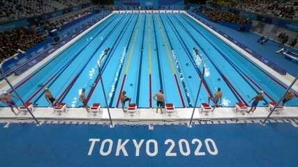 """Cielo """"comemora"""" manutenção do recorde mundial nos 100m livre"""