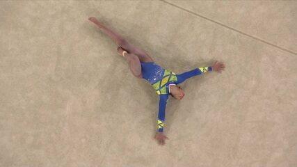 Melhores momentos: Rebeca Andrade conquista medalha de prata na ginástica artística