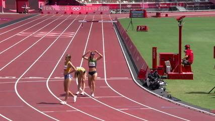 Brasileira Simone Ferraz fica em último lugar e está desclassificada nos 3000m com obstáculos - Olimpíadas de Tóquio