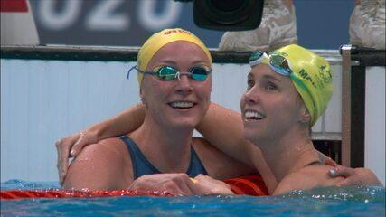 Emma Mckeon (AUS) leva o ouro e bate recorde olímpico nos 50m livre feminino