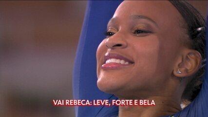 MC João, autor de Baile de Favela, adapta letra em homenagem à Rebeca Andrade