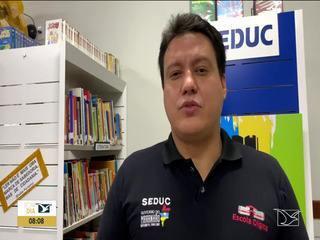 Rede estadual de ensino retoma aulas presenciais no MA