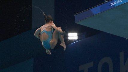 Ingrid Oliveira pontua 48.00 no quarto salto