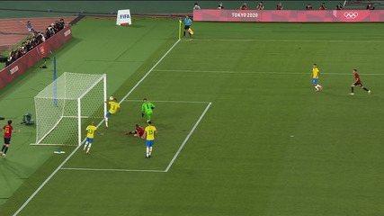 David Luiz 2013 x Diego Carlos 2021 - O mesmo lance se repete 8 anos depois