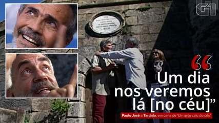 Tarcísio Meira e Paulo José atuaram juntos: 'Um dia nos veremos lá [no céu]'; relembre