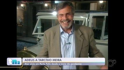 Gli abitanti di Porto Velez piangono la morte dell'attore Tarcisio Mira