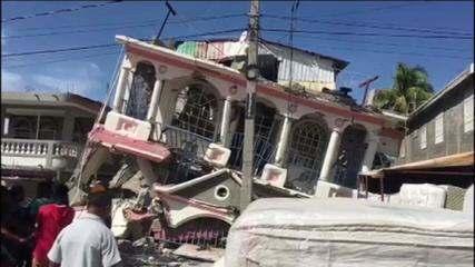Haiti declara 1 mês de estado de emergência pelo terremoto