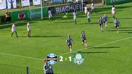 Veja o gol de Rafa Levis no jogo de ida contra o Palmeiras