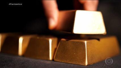 Esquema milionário de contrabando de ouro da Amazônia despachava metal ilegalmente para o exterior