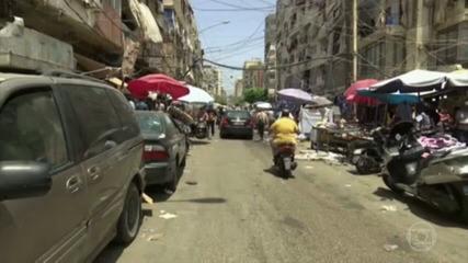 Especial: crise no Líbano