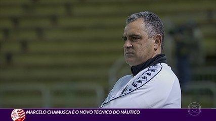 Nuevo entrenador de Náutico y cartas de la plantilla a Hélio dos Anjos