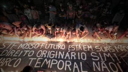 Marco temporal: STF retoma julgamento do século para os povos indígenas do Brasil