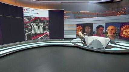 Seleção SporTV projeta Manchester United com Cristiano Ronaldo