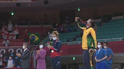 Paralimpíadas: Brasil conquista medalhas no judô, remo e halterofilismo