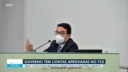 TCE aprova contas de Camilo Santana de 2020 com ressalvas