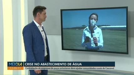 Prefeitura de Cascavel abre licitação para contratar empresas de poços artesianos