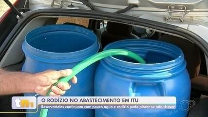 Cidades da região de Sorocaba aplicam medidas para combater o desperdício de água