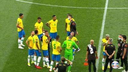 Presidente da Anvisa explica por que jogo entre Brasil e Argentina foi interrompido