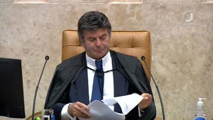 Desprezar decisões judiciais configura crime de responsabilidade, diz Fux após ameaças de Bolsonaro