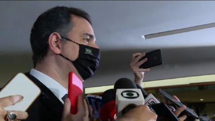 Rodrigo Pacheco: 'Estamos analisando MP que altera Marco Civil da Internet'