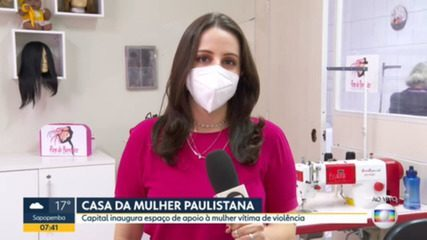 SP inaugura a Casa da Mulher Paulistana