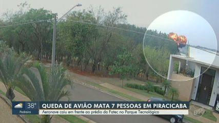 Veja a reportagem completa sobre o acidente no Jornal da EPTV 1