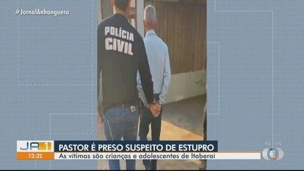 Pastor é preso suspeito de estuprar crianças e adolescentes, diz polícia