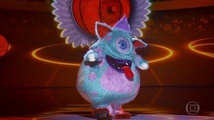 Monstro canta 'I Believe I Can Fly'