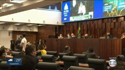 Comissões da Alerj fazem audiência para discutir pacote de adequação ao novo Regime de Recuperação Fiscal