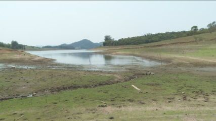 Reservatórios do Sistema Cantareira, em São Paulo, operam em estado de alerta há 50 dias