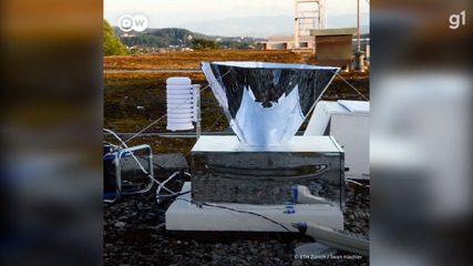 Nova tecnologia quer solucionar escassez de água potável